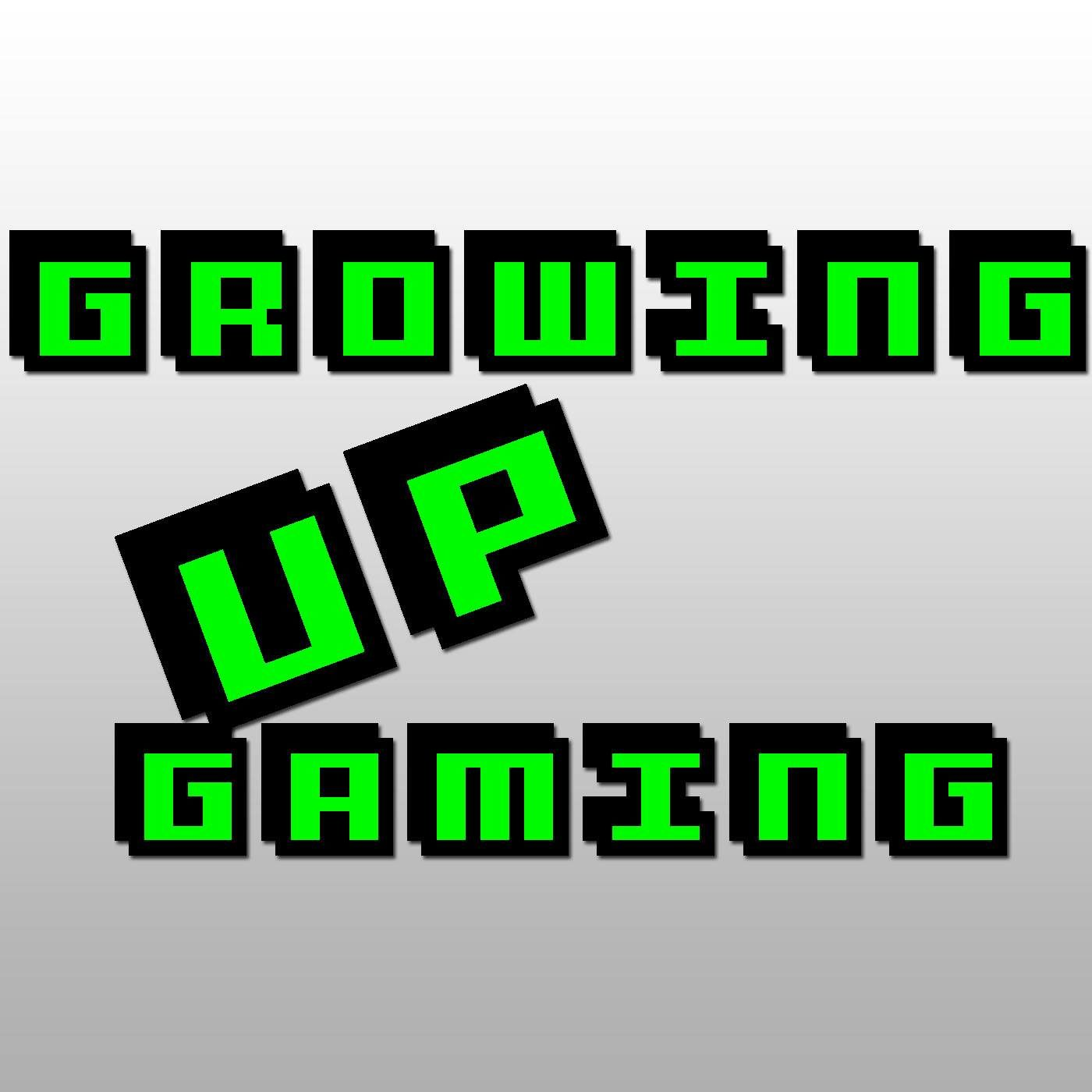 Growing Up Gaming